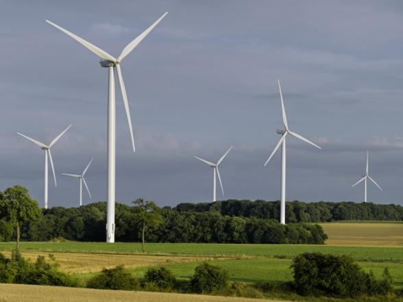 Ge And Gdf Suez Energy Romania Fuel Wind Growth In