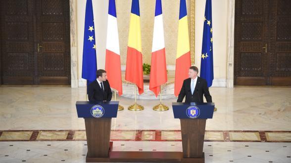 French President Macron's make-up expenses draw scrutiny