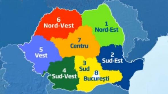 Gdp Per Capita In 281 Eu Regions Regional Gdp Per Capita Ranged